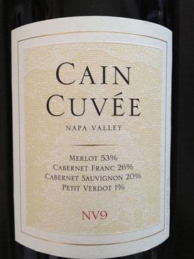 CAIN CUVEE NV9