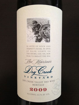 Dry Creek Vineyard The Mariner 2009