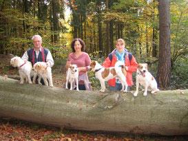 Oktober 2012 Familientreffen mit Maxi und Colja
