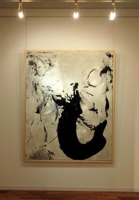 原大介作品・2008年・椿近代画廊にて