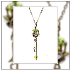 Ava ° The Mystic Essence ° Magical Rhinestone Necklace * Designed and Manufactured by Elfgard® Germany
