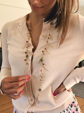 Nos colliers Pépite
