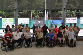 Club de rencontres en fauteuil roulant