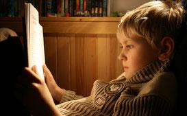 Jungen Leseliste - was Jungen gerne lesen..