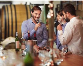 Weinprobe für Firmen Vintetrez Rutesheim