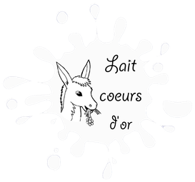 Lait cœurs d'or