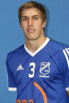 Henrik Bischof spielt nach vierjähriger Abstinenz in der kommenden Saison wieder für seinen Heimatverein TV Hardheim.