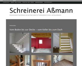 Frank Aßmann Schreinermeister