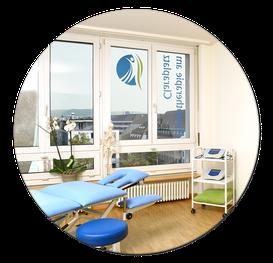 Physiotherapie Basel, Liebster und Bracht, Massage, Physik Basel, Krankengymnastik Basel, Claraplatz