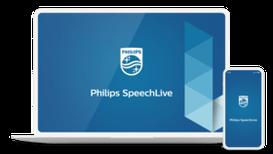 EdgeTech Spracherkennung: Philips SpeechLive