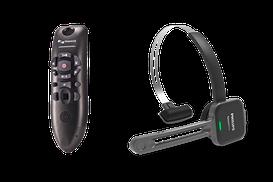 EdgeTech Spracherkennung: Handmikrofone, Headsets, Diktiergeräte