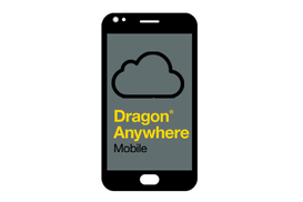 EdgeTech Spracherkennung: Dragon Anywhere Mobile