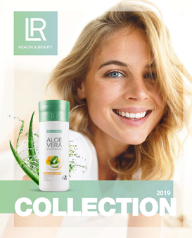 Catalogue Beauté LR Health and Beauty 2016