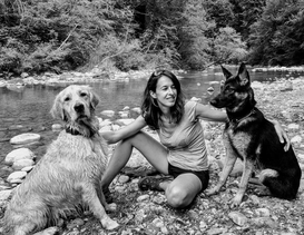 Carine Durot éducateur canin Annecy