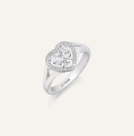 """Engagement Ring """"Madeleine"""" by Koenig® Jewellery - 100% swiss handmade"""