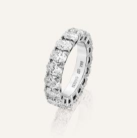 "Eternity Band ""Oval"" by Koenig® Jewellery - 100% swiss handmade"
