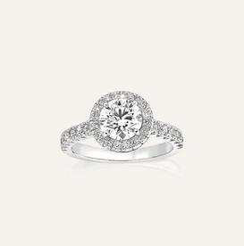 """Engagement Ring """" Harmonie"""" by Koenig® Jewellery - 100% swiss handmade"""