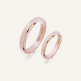 "Wedding Band ""Forever"" by Koenig® Jewellery - 100% swiss handmade"