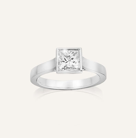 """Engagement Ring """"Principessa"""" by Koenig® Jewellery - 100% swiss handmade"""