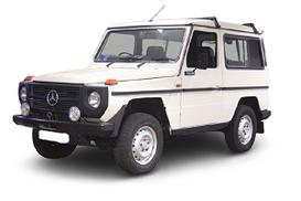 Ricambi e accessori nuovi e usati per mercedes classe g W460 1979>1991
