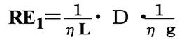 定常負荷出力係数(RE₁) 自家発電設備