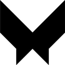 Tangram puzzle 246 : Butterfly - Visit http://www.tangram-channel.com/ to see the solution to this Tangram
