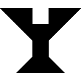 Tangram puzzle 118 : Letter Y - Visit http://www.tangram-channel.com/ to see the solution to this Tangram