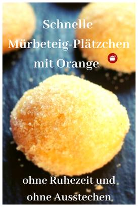 Schnelle Mürbeteig #plätzchen #keksebacken #weihnachten #thermomixrezepte #orangenkekse #ohneaufwand