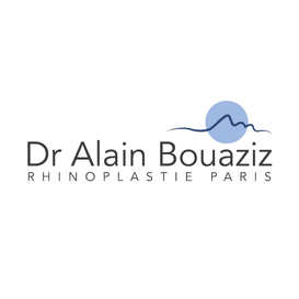 LSZ Communication-Graphiste-Directrice artistique freelance Nantes-Dr Alain Bouaziz-Rhinoplastie-Paris