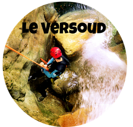 canyoning versoud vercors isère