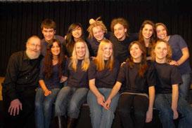 Die Truppe genießt in Wuppertal Kultstatus und verdient den Wuppertaler Schulpreis wegen der hohen Professionalität. (Foto:Gerhard Bartsch)