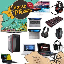 PROMO - C'est la SpringWeekLDLC ! Cette semaine, plein de promos de fou ! On commence avec la première vague : http://www.ldlc.com/n4197/chasse-aux-promos/#523d712af1ceb