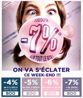 PROMO - Jusqu'à 7% de réduc ! Jusqu'au03mai 2017 avec le code BOO ! Par ici : http://www.ldlc.com/n4053/#523d712af1ceb