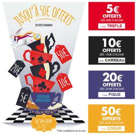 PROMO - Jusqu'à 50€ offerts sur votre commande jusqu'au 25 juin 2017 ! Par ici :http://www.ldlc.com/n4057/#523d712af1ceb