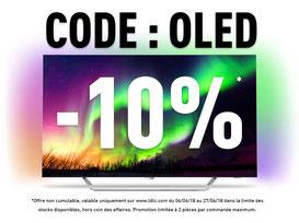 PROMO - 10% de réduction sur les TV OLED !  Jusqu'au 27/06, code : OLED ! Par ici : https://www.ldlc.com/image-son/television/tv-ecran-plat/c4402/p1e48t8o1a1+fv553-11898.html#523d712af1ceb