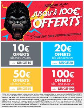 PROMO - Faites-vous plaisir ! Jusqu'à 100 € offerts, tout le week-end ! Par ici : http://www.ldlc.com/#523d712af1ceb