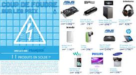 PROMO - Jusqu'au 20février 2017, 11 produits en promo, avec le code FRANÇOIS !