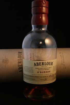 Aberlour A'Bunadh Batch #56 Flasche