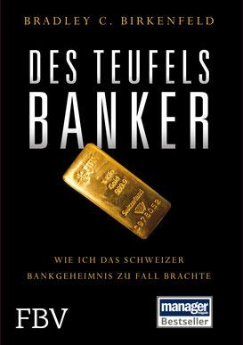 """Rezension des Buches """"Des Teufels Banker"""" von Bradley Birkenfeld"""