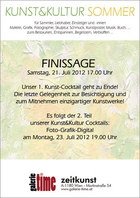 Galerie Time Finissage