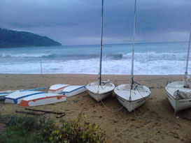 Wutzewetter auf Korfu