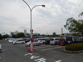 京都競馬場 駐車場 アクセス トップ画像