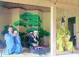 登野城の「大胴・小胴」(提供写真)