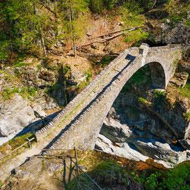 Ponte Romano, Intargna, Centovalli