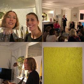 Involuté vins soirée des accords vins et art