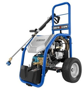 Yamaha Pressure Washer PW3028