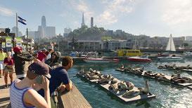 Das virtuelle San Francisco überzeugt [Quelle: Ubisoft]
