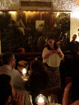 MACHAKO's Fado live at Yokohama