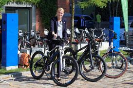 emo eFahrzeuge erFAHREN e-motion e-Bike Welt Berlin