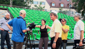 Filmprojekt Amandi Stiftung